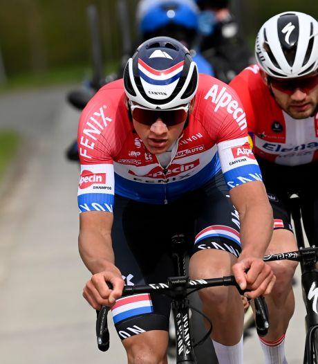 Ontgoocheling bij Van der Poel: 'Ik zou tevreden moeten zijn, maar ik ben een winnaar'
