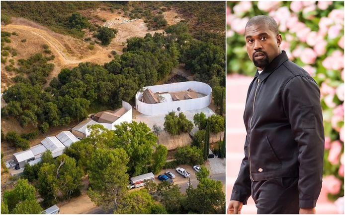 Kanye West Los Angeles