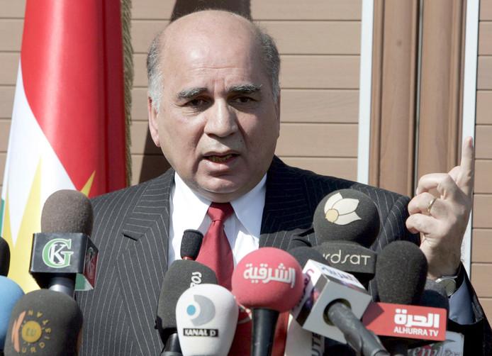 Fuad Hussein.