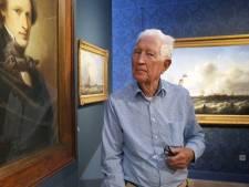 André Fontijne (82) geniet van eerbetoon aan 'vergeten' Vlaardingse marineschilder Arij Pleijsier