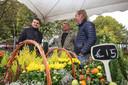 Ghislain slaat voor de actie voor het goeie doel de handen in elkaar met dj en ondernemer Joeri Pauwels. Hier is Joeri (links) te zien, samen met Ghislain en ondernemer Nicolas Beugnies, op een archiefbeeld van een jaar geleden.