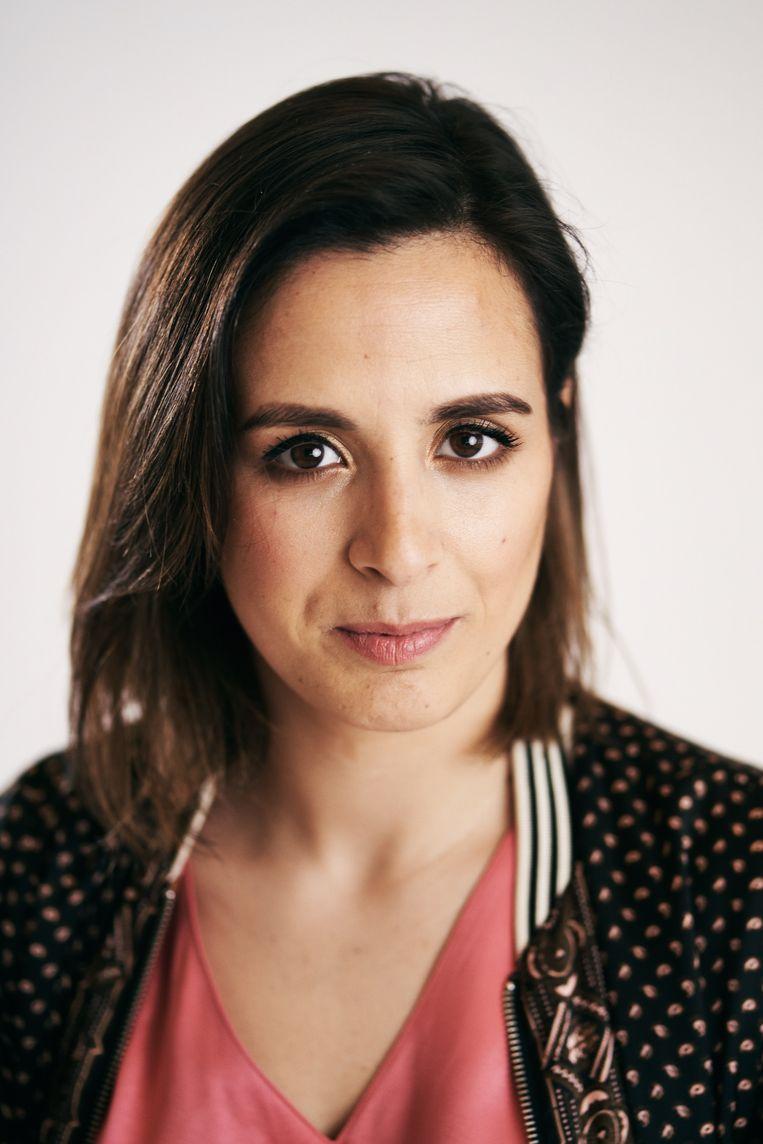 Mariam El Mandoudi. Beeld Joris Casaer