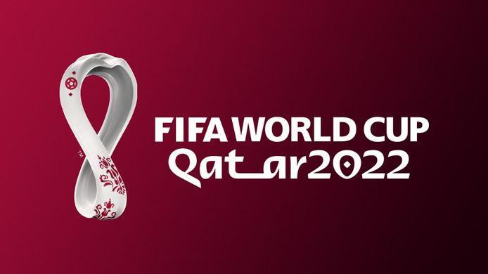 FIFA World Cup 2020 - Sport - logo - Qatar - WK voetbal - wereldkampioenschap