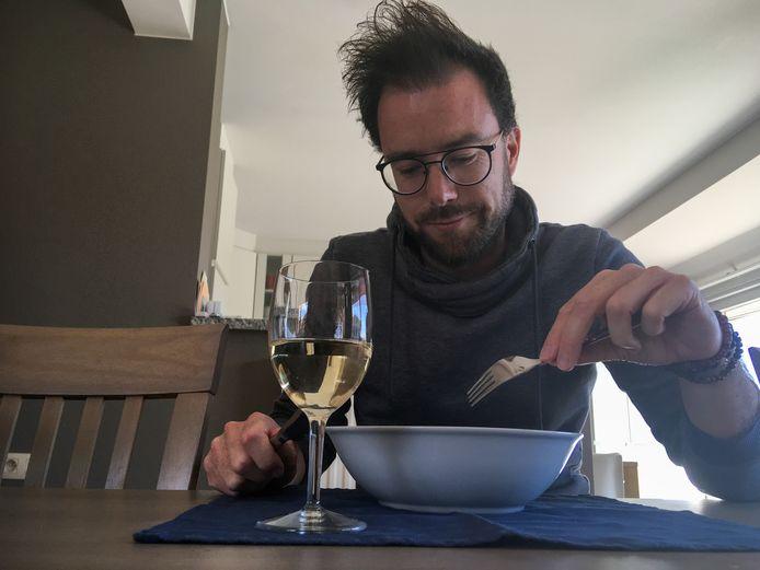 Onze journalist test het menu van restaurant Puur Genieten in Torhout uit.