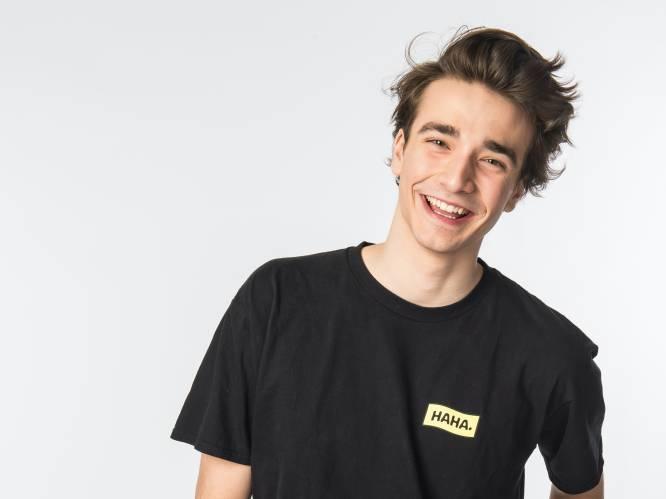 """'Familie'-acteur Aaron Blommaert wordt vanavond de jongste MNM-dj: """"Ik wil mijn eigen pad uitstippelen"""""""