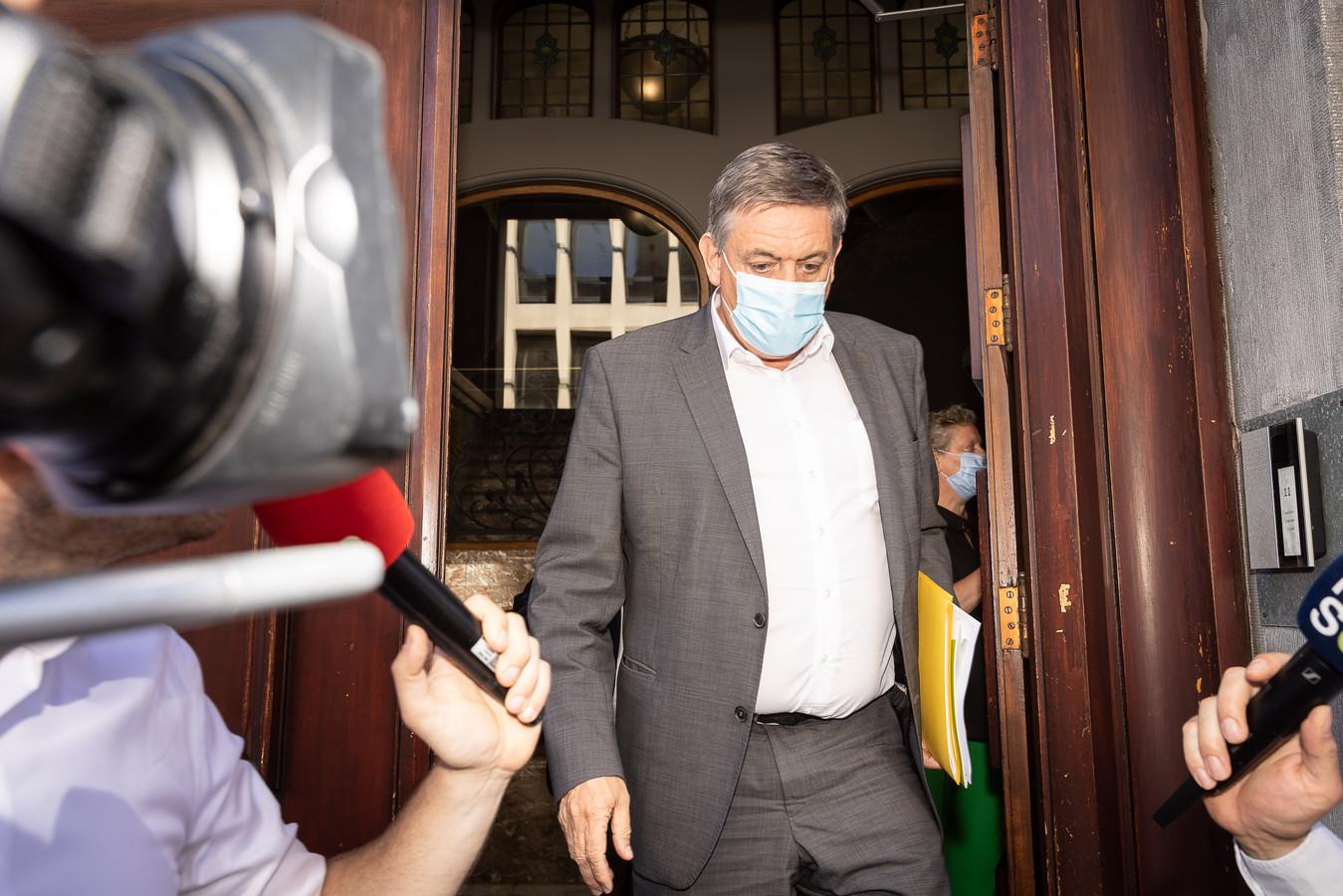"""Le gouvernement flamand va mettre en place des mesures """"temporaires et préventives"""" à la suite de la pollution au PFOS à Zwijndrecht (Anvers)"""