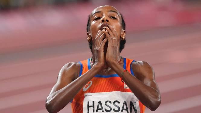 Hassan niet in de buurt van wereldrecord op de 5000 meter