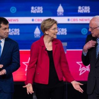 Rivalen noemen Sanders kansloos in race tegen Trump