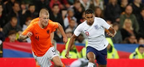 Van Drongelen zet zinnen op knock-outfase EK: 'De bondscoach weet wat ik kan brengen bij Jong Oranje'