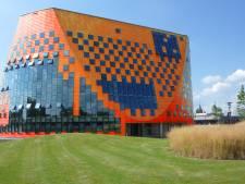 Hardenberg kleurt oranje voor 'Orange the World'