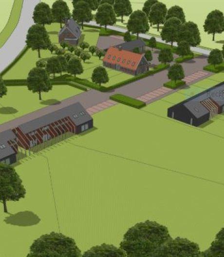 Eerste schop de grond in voor Ypelohof aan rand van De Doorbraak: 'Het is hier nu net één grote bouwput'