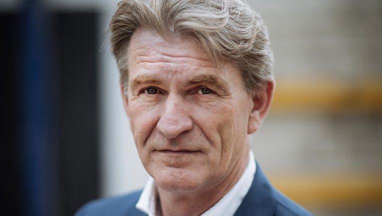 Bob de Wit: 'Als wij niet snel een vuist maken, is de discussie over de winst op medische data al lang beslecht.' Beeld Marc Driessen