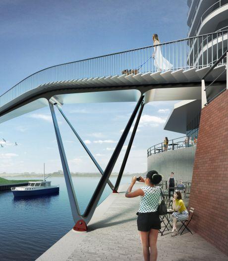Gedoe om nieuwe Nijmeegse brug: 'Schandalig, met rollator of rolstoel kun je er niet overheen'