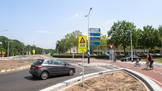 Snelfietsroute rukt op richting binnenstad: nu is smal Vijverpad aan de beurt