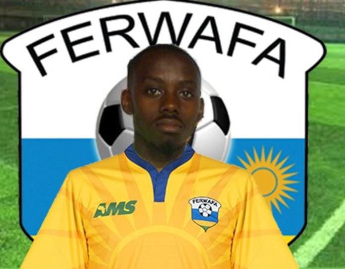 Tresor Shema opgeroepen voor Rwanda