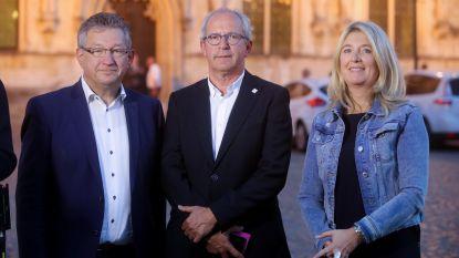 CD&V'er Dirk De fauw pakt de sjerp in Brugge, Landuyt kondigt pensioen aan