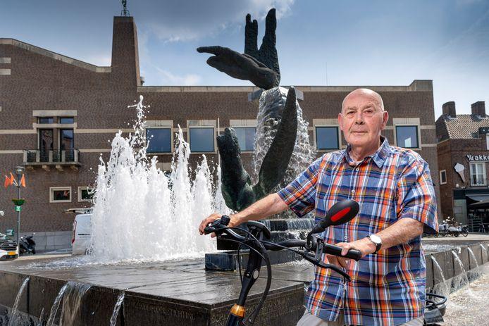 Rien Rijken wil graag meer openbare toiletten in Meierijstad.