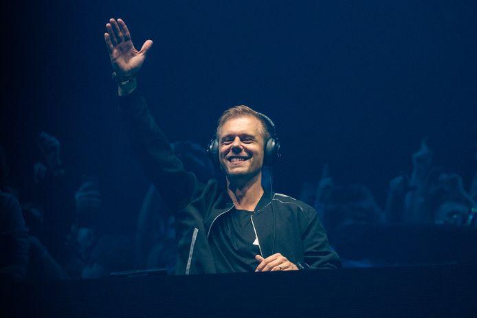 DJ Armin van Buuren.