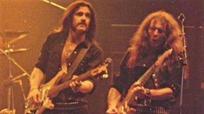 Gitarist Motörhead Eddie Clarke (67) overleden
