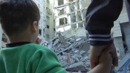 Een nacht vol bombardementen in de Gazastrook eist zijn tol