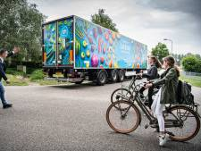 Bedrijventerrein Bergharen wil uitbreiden: 'Vrachtwagen die achteruit steekt gevaar voor fietsende scholier'