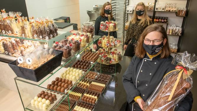 """Miss Vanilla heeft vaste stek in chocoladewinkeltje in Oudenaarde: """"We bereiden alles zelf"""""""