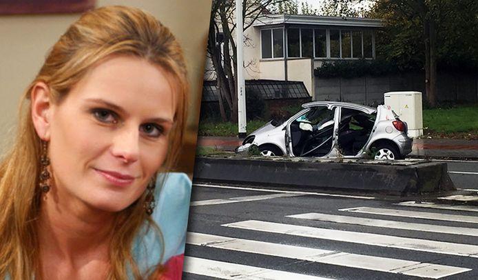 Silvia Claes raakte zwaargewond bij een ongeval op het kruispunt van de Haachtsesteenweg en de Tervuursesteenweg in Steenokkerzeel.