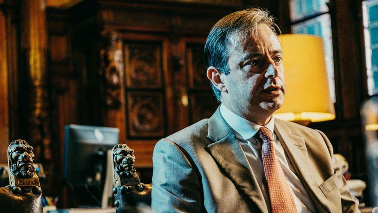 Bart De Wever. Beeld Thomas Sweertvaegher