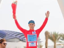 Loetsenko na derde ritwinst Ronde van Oman steviger in leiderstrui