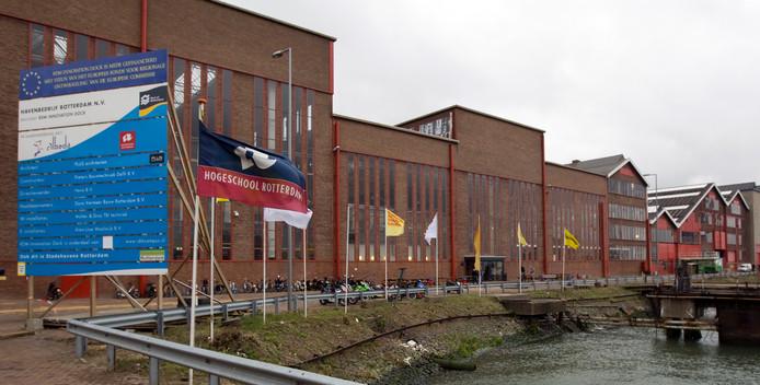 De RDM Campus op de voormalige RDM-werf in Heijplaat, archieffoto.