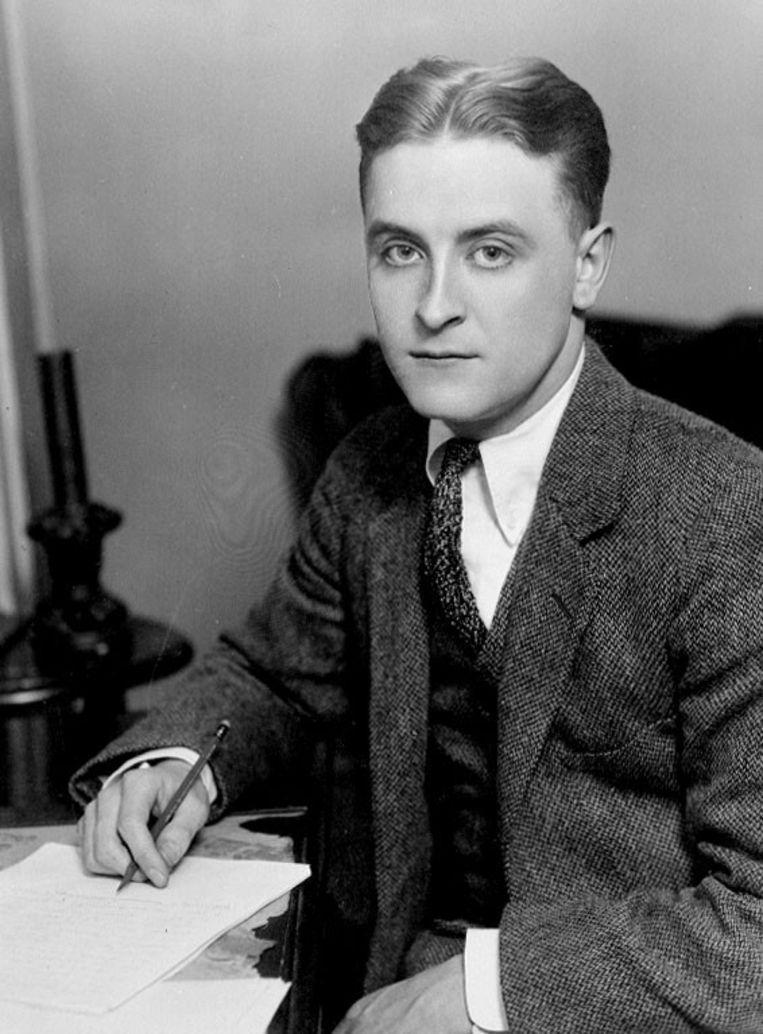 F. Scott Fitzgerald beschreef met 'The Great Gatsby' de ondergang van iemand die ondanks zijn rijkdom altijd naar meer verlangt. Beeld Wikipedia