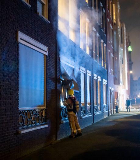 Brand bij ouderenopvang op Zuid; deel bewoners elders opgevangen