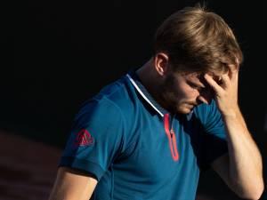David Goffin déclare forfait pour Wimbledon