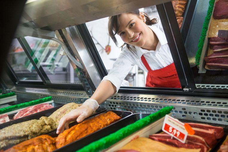 Dit is hoeveel je kan verdienen in een supermarkt Beeld Shutterstock
