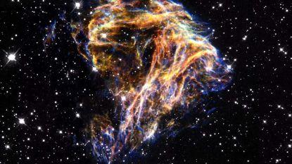 Dwergsterrenstelsel op ramkoers met Melkweg: zal kosmische ontploffing einde van de aarde betekenen?