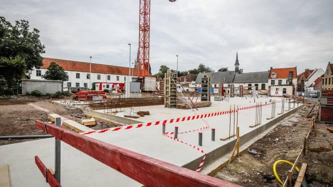 Sint-Andreasinstituut kan beginnen dromen: bouw van nieuwe school in Brugse binnenstad is gestart