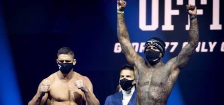 Gerges: 'Rico mag wel wat meer respect tonen, ik heb zijn wedstrijd gered'