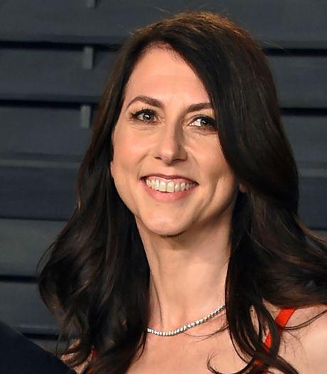 L'ex-femme de Jeff Bezos a retrouvé l'amour