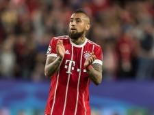 Vidal mist mogelijk duel met Real Madrid vanwege operatie aan knie