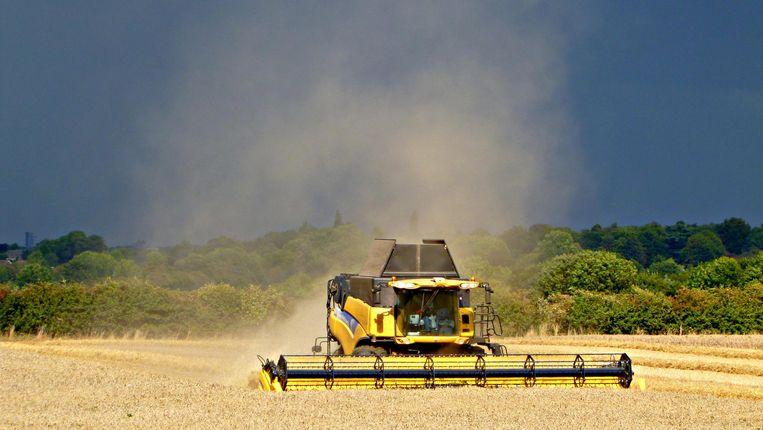 Landbouwers krijgen Europese bescherming in de machtsstrijd tegen de voedingsconcerns Beeld Wikimedia Commons