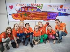 Kinderen ontwerpen uiterlijk nieuwe zonneauto