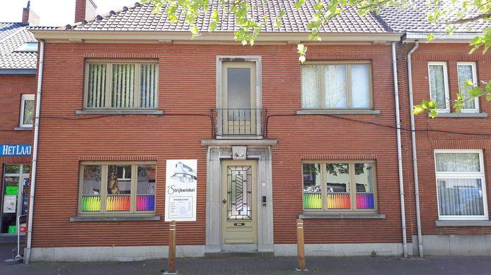 De strijkwinkel op de Groenlaan gaat op 31 mei dicht.
