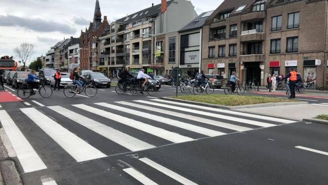 Verkeersregeling in Kaaistraat wordt verschoven zodat schoolkinderen veilig kunnen oversteken
