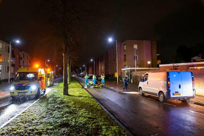 Fietsster omgekomen bij ongeluk in Oss.