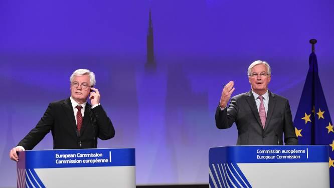 """""""Brexitonderhandelingen in impasse"""": Britten nog altijd niet bereid te spreken over geld"""