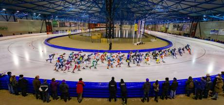 Lammert Grootoonk sluit zijn schaatshal in Dronten en heeft daar vrede mee: 'Maar de ijsmachines laat ik  staan'