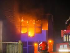 Autowasserij Autorette in Helmond voorlopig dicht na brand