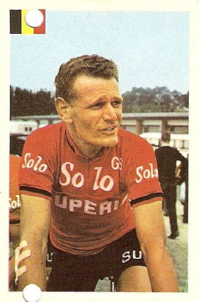 Michel Van Aerde werd in 1961 Belgisch kampioen.