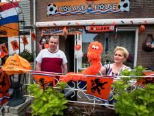 Ook uit Syrië gevluchte Somar kijkt naar Oranje in uitbundig versierde Sterrenwijk: 'Ik ga zeker juichen'