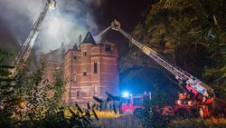 Zesde brand in drie jaar in Kasteel Lindenbos